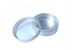 Pack of 3 Clear Lid Storage Tins. S7240